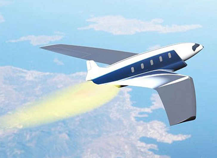 New Rocket-Powered Jet Claims to Get You from London to New York in 11 Minutes