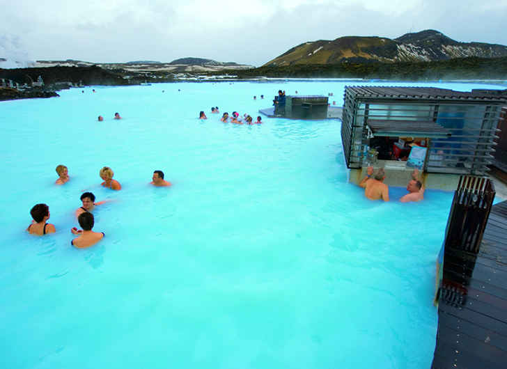 Take A Trip to Iceland for a Dip in the Milky Blue Hot Springs