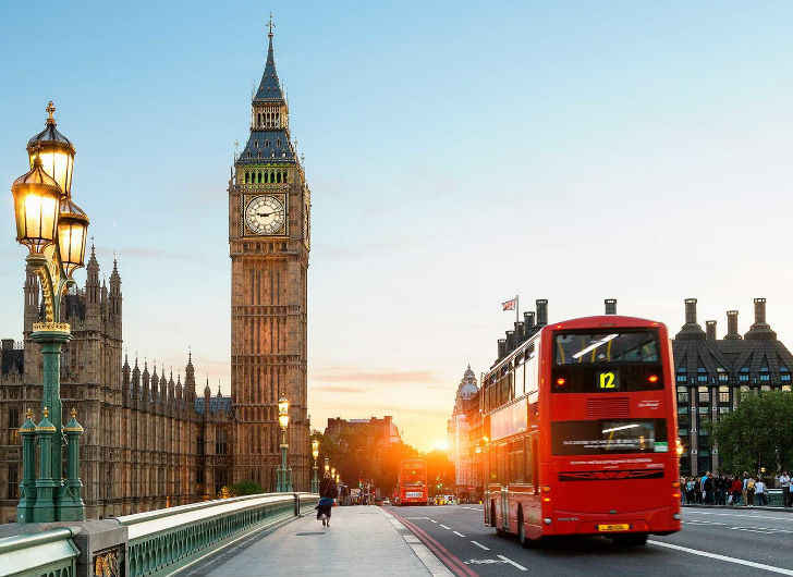 London Tops List of Best Cities in the World