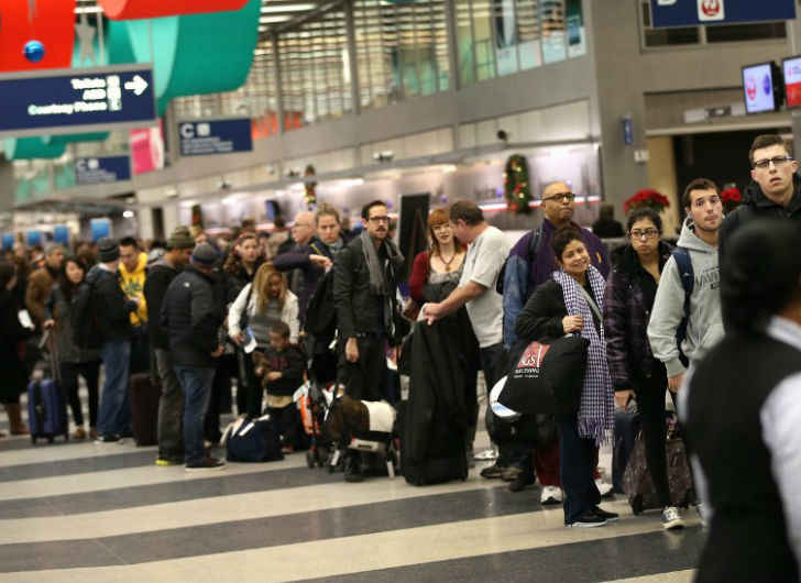 Potential Travel Problems for Chicago O'Hare Airport
