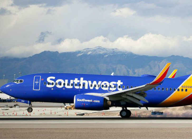 Baby Born in Mid-Air During Southwest Airlines Flight