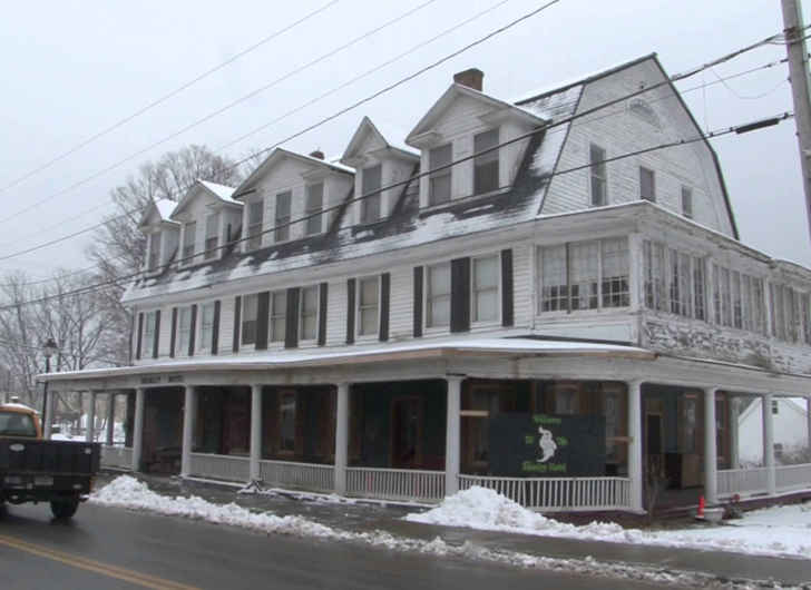 Feeling Brave?  Try Spending the Night at One of America's Most Haunted Hotels
