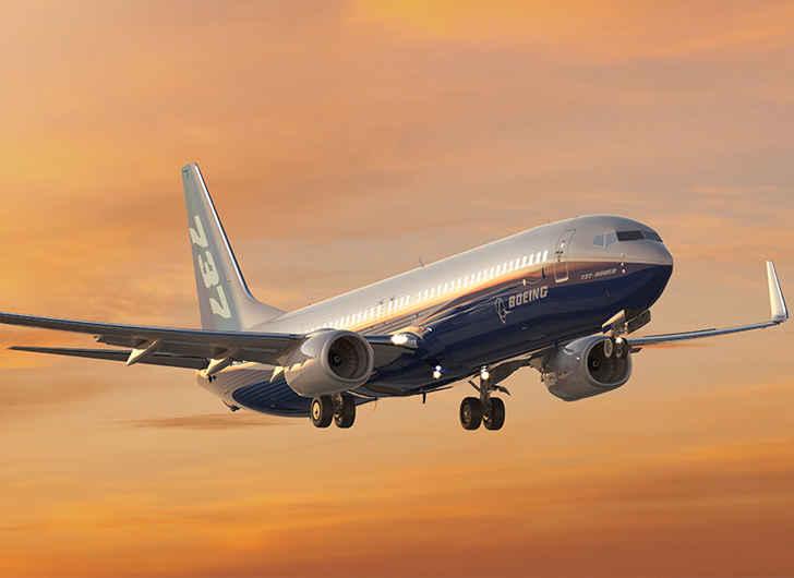 Boeing Cancels Test Flights of its New 737 Jet Liner