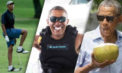 Obama's Post Presidency Adventures
