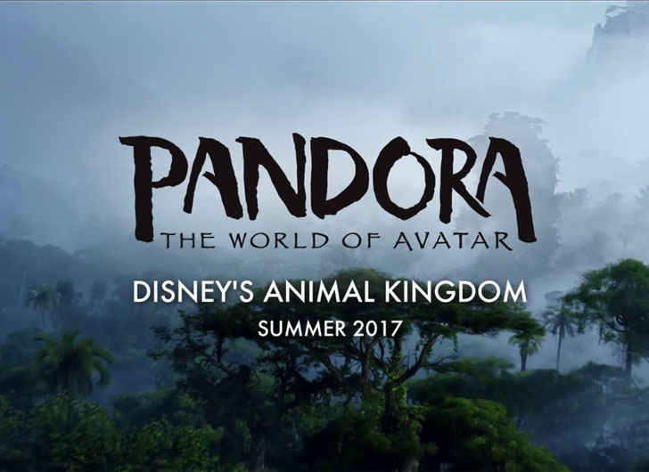 Disney to Unveil Pandora: The World of Avatar