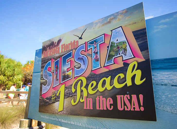 Florida Beach Tops Best Beach in the U.S Once Again
