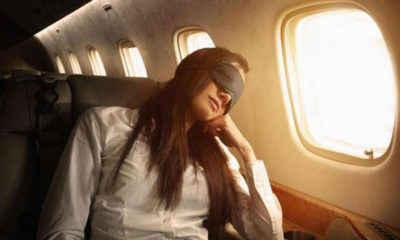 How to Sleep on a Long-Haul Flight