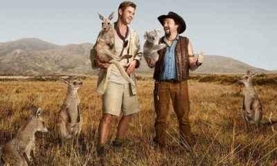 Chris Hemsworth Promotes Australian Tourism During Super Bowl