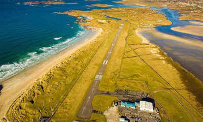 The Top Ten Most Scenic Airports in the World