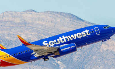 Cracked Window Forces Southwest Flight to Make Unscheduled Landing