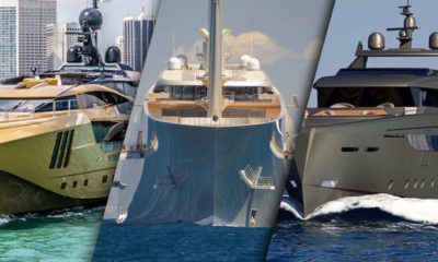 Incredible Celebrity Yachts On The Sea