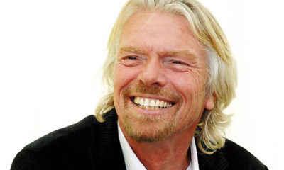 Richard Branson Adding Cruises to the Virgin Empire
