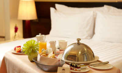 Ordering Room Service?  Check Out This Chef Approved Tip