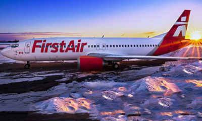 Passenger's Arctic Detour After Boarding Wrong Flight