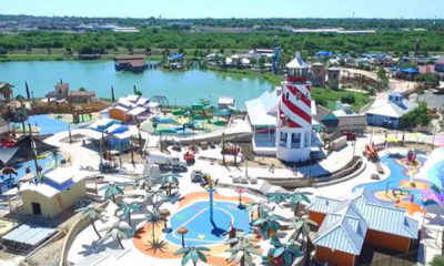 """San Antonio Water Park Named One of the """"World's Greatest Places"""""""