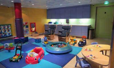 Royal Caribbean Axes In-Room Babysitting Service