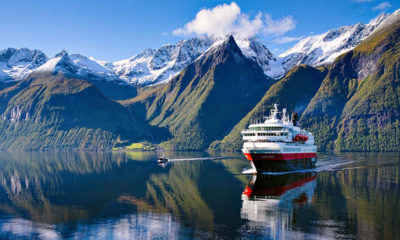 Cruise Line Vows to Power Ships with Dead Fish