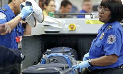 TSA Workers Calling in Sick Amid Government Shutdown