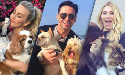 Celebrity Pets And Their Famous Parents
