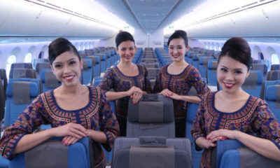 And The Top Ten Best Airlines in the World Are…