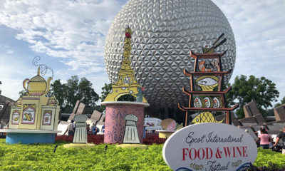 Disney Announces Two Epcot Festival Dates