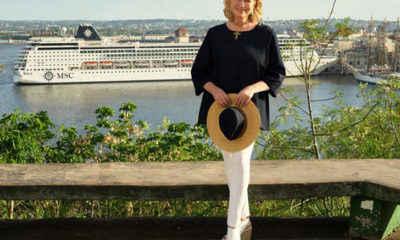 MSC Cruises Team Up With Martha Stewart