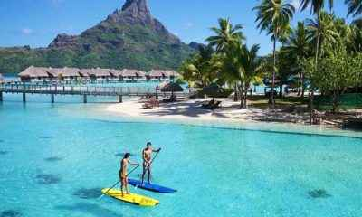 Top Ten Vacation Spots for Celebs