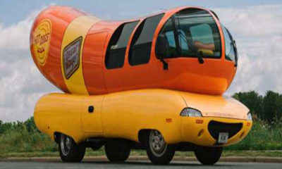 Dreaming of Sleeping in a Wienermobile? Now You Can!