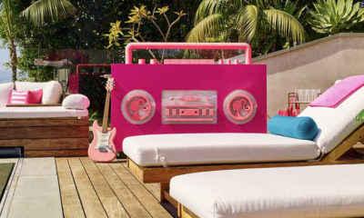 Airbnb Lists Life-Size Barbie Malibu Dreamhouse