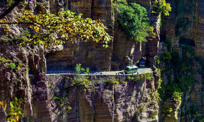 These Are The World's Most Dangerous Roads