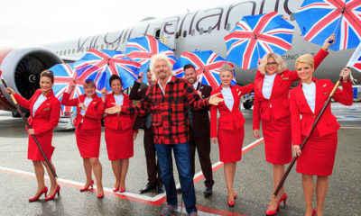 Virgin Atlantic to Upgrade Oldest Passenger Through January 1st