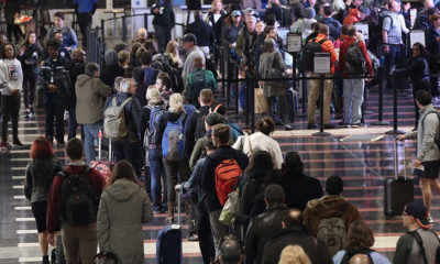 TSA Expects 42 Million to Travel This Week
