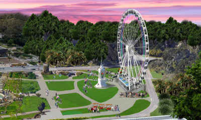 150-Foot Ferris Wheel Coming to San Francisco