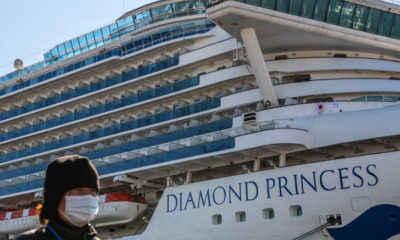 Coronavirus Infects 174 Passengers on Quarantined Cruise Ship