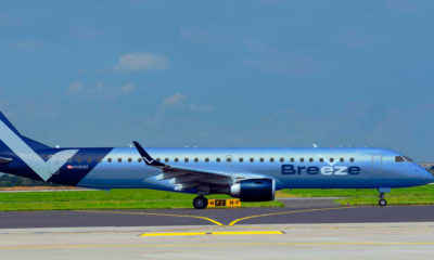 JetBlue Founder Launches New 'Breeze' Airline