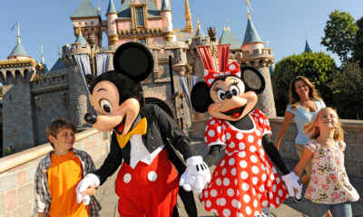 Disneyland and Universal Announce Closure Due to COVID-19