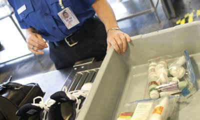 TSA Now Allowing Larger Sized Hand Sanitizers in Carry-on Luggage