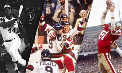 The Greatest Moments Throughout Sports History
