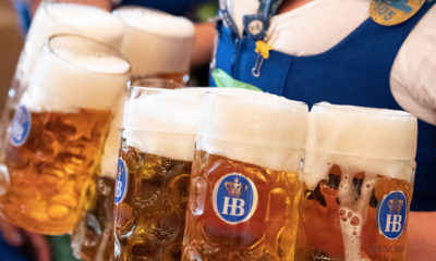 Germany's Oktoberfest Canceled for First Time Since WWII