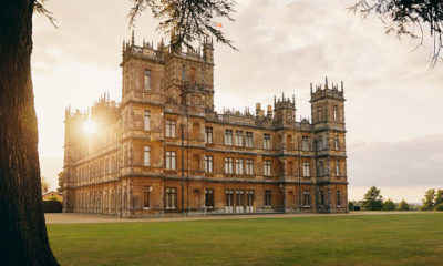 Real Life Downton Abbey Owners Hosting Virtual Cocktail Hour