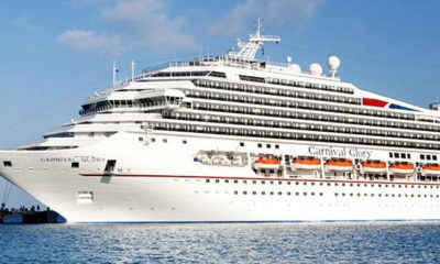 Carnival Gives Date for Cruises to Resume