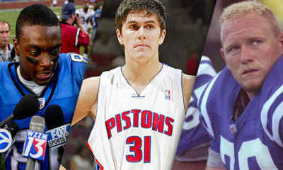 Biggest Draft Busts In Sports History
