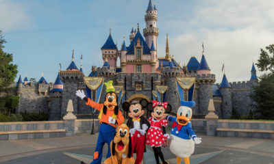Disneyland Finally Announces Reopening Date