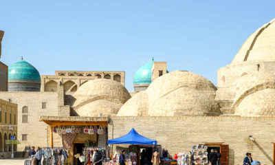 Uzbekistan Opens to Travelers With a $3,000 COVID-19 Guarantee