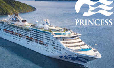 Princess Cruises Cancels Majority of Sailings Through December