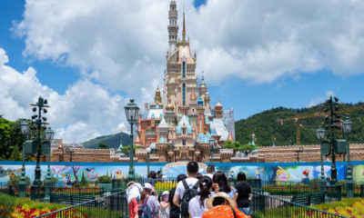 Disneyland Hong Kong to Close Following Surge in COVID Cases