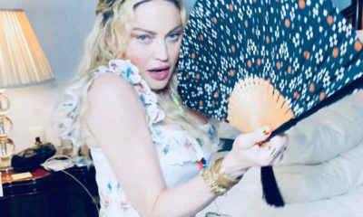 Jamaican Vibes!  Madonna Celebrates 62nd Birthday in the Caribbean