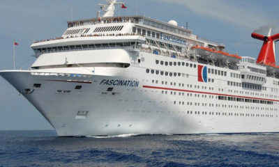 Carnival Sells Two of its Famous Cruise Ships