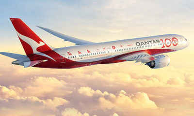 Qantas Offering Seven Hour Flight to Nowhere Sells Out in Minutes