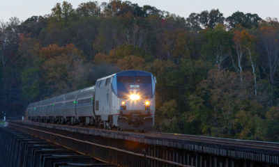 Amtrak's Two-For-One Deal is a Must For That Perfect Fall Getaway